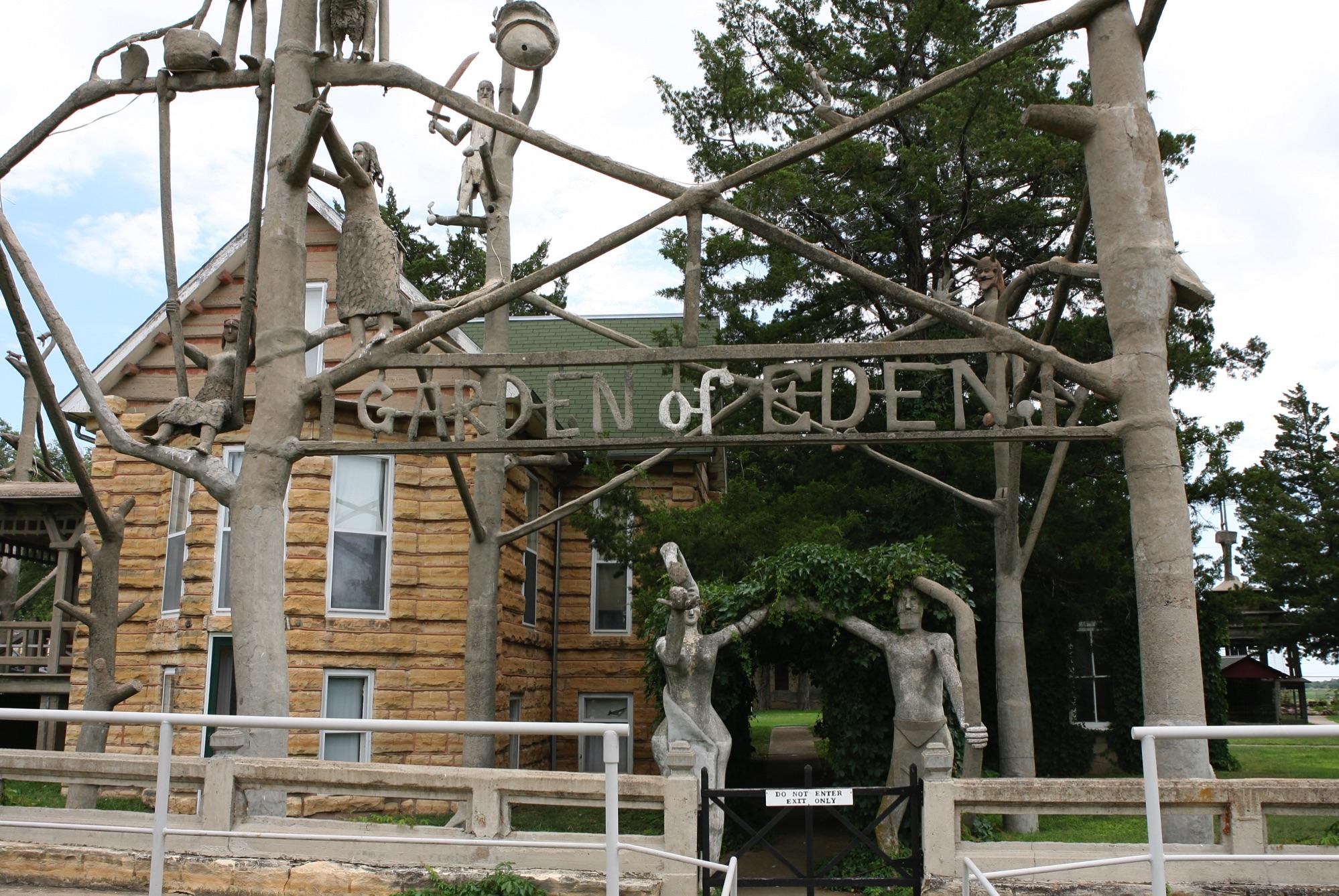 garden of eden - Garden Of Eden Kansas